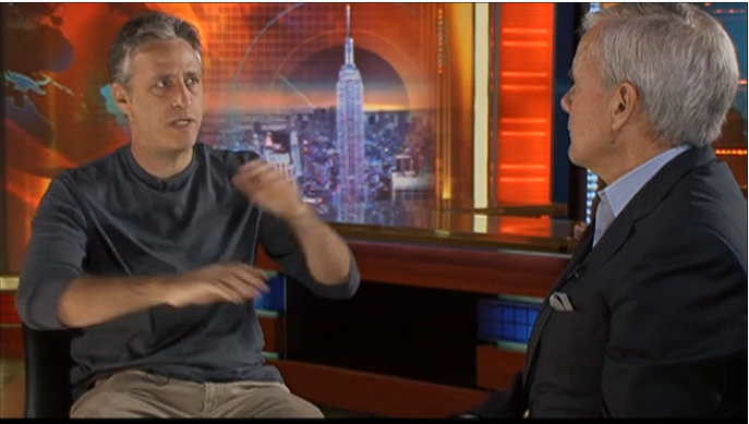 Jon Stewart, Tom Brokaw, History.com, Interview, Boomers, 60's, Baby Boomers,