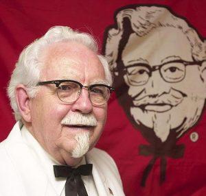 Colonel Sanders, Founder of KFC, Robert Noyce, Intel, Best boomers and beyond, enterprenure, reid hoffman, linkedin, geico, business, older entreprenures, starting a business in your 50s, older business owners