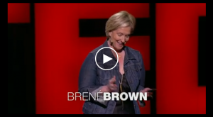 Brené Brown, TED 2012