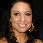 Kay Cannon, American film and television writer and actress. [Image from Deadline.com].